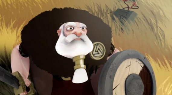 Animação da Semana: The Saga Of Biorn
