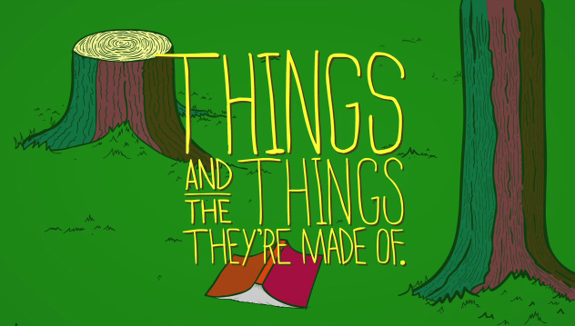 Animação da Semana: Things and The Things They're Made Of
