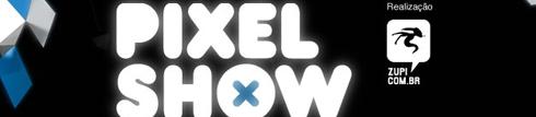Promoção: Pixel-Show + deixadenerdice