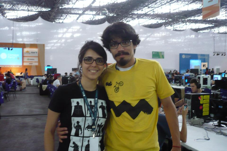 Eu Compraria! no Campus Party