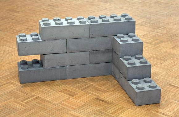 bloco lego concreto