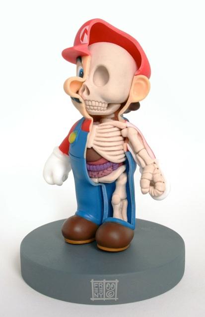Anatomia do Super Mario