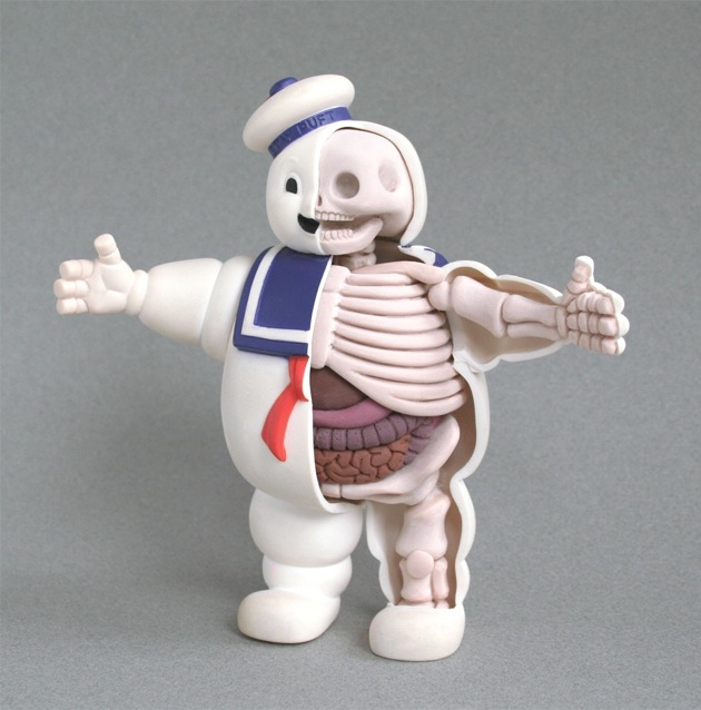 Anatomia do Stay Puff