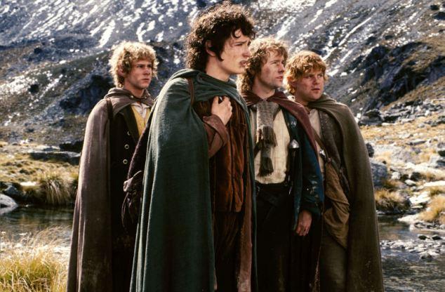 Hobbits - Senhor dos Anéis