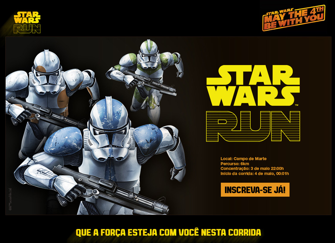 Star Wars Run
